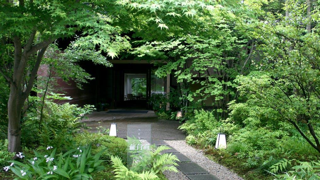 心を空っぽにして愉しみたい、日本を代表する旅館