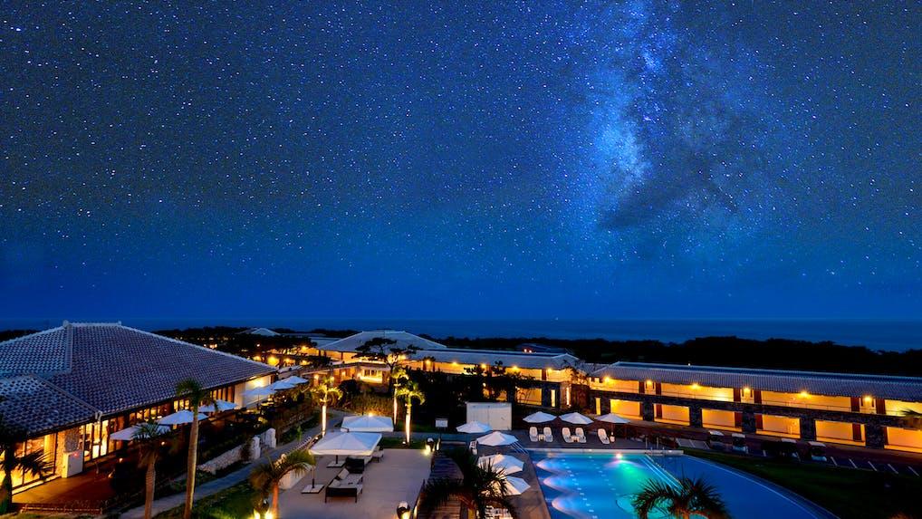 日本屈指の星空を見に行こう!美しい星が見える宿 6選