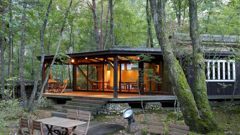 優しく包み込む自然のようなおもてなしが嬉しい高原の温泉宿