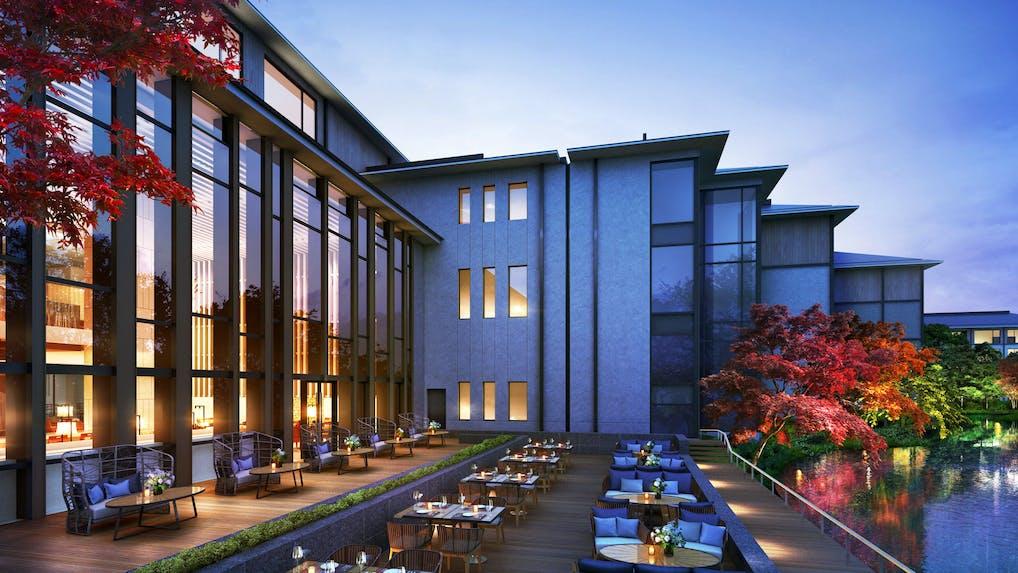 2016年10月。京都を代表するラグジュアリーホテル誕生