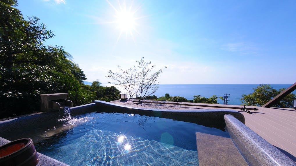 海の京都で日本海を望む絶景風呂がある宿4選