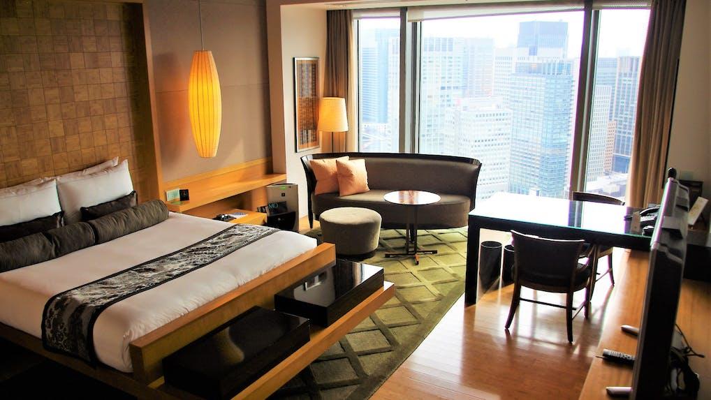 日本の伝統と気品を感じる5つ星ホテル