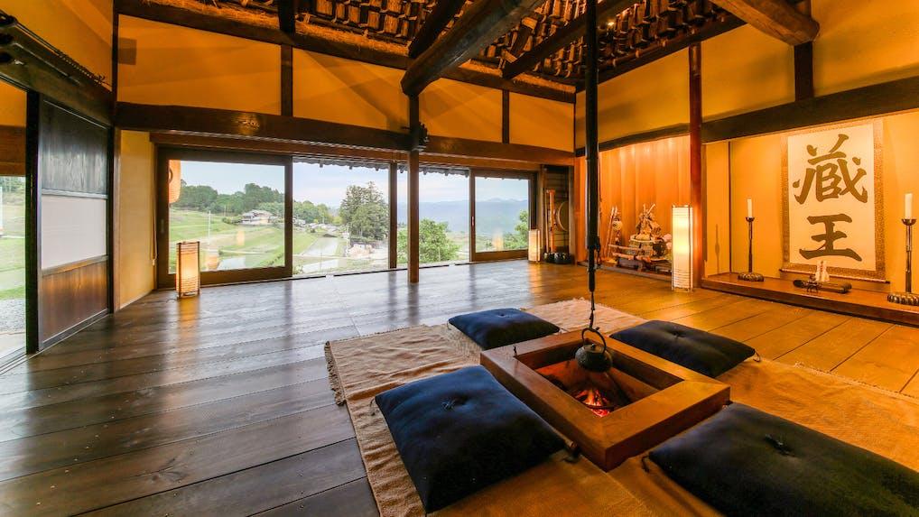 快適さと自由を備えた奈良の古民家宿3選