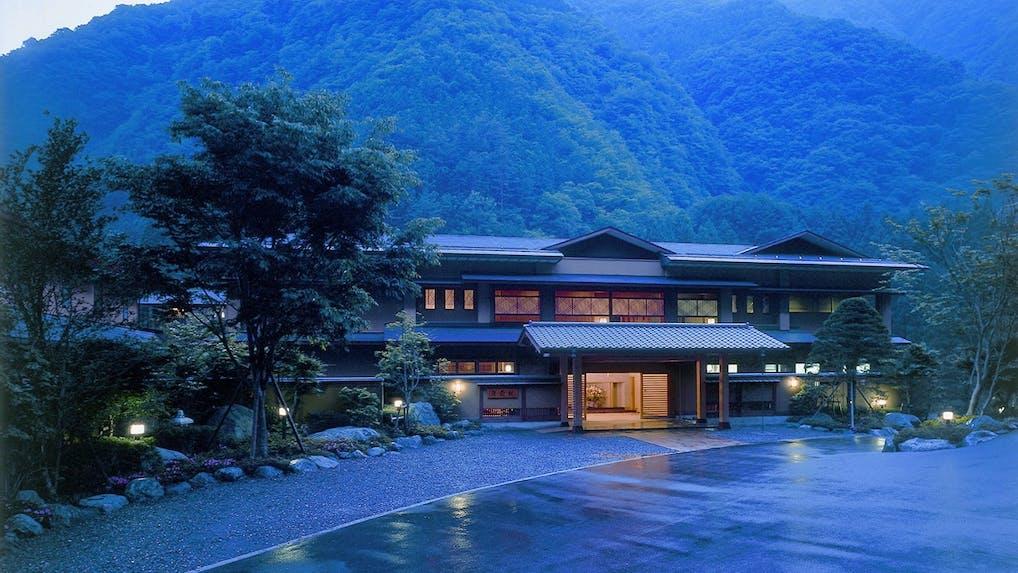温泉好きをうならせる世界で一番古い旅館