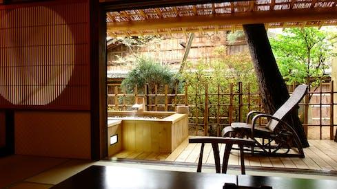 露天風呂付客室がある宿4選 飛騨高山編