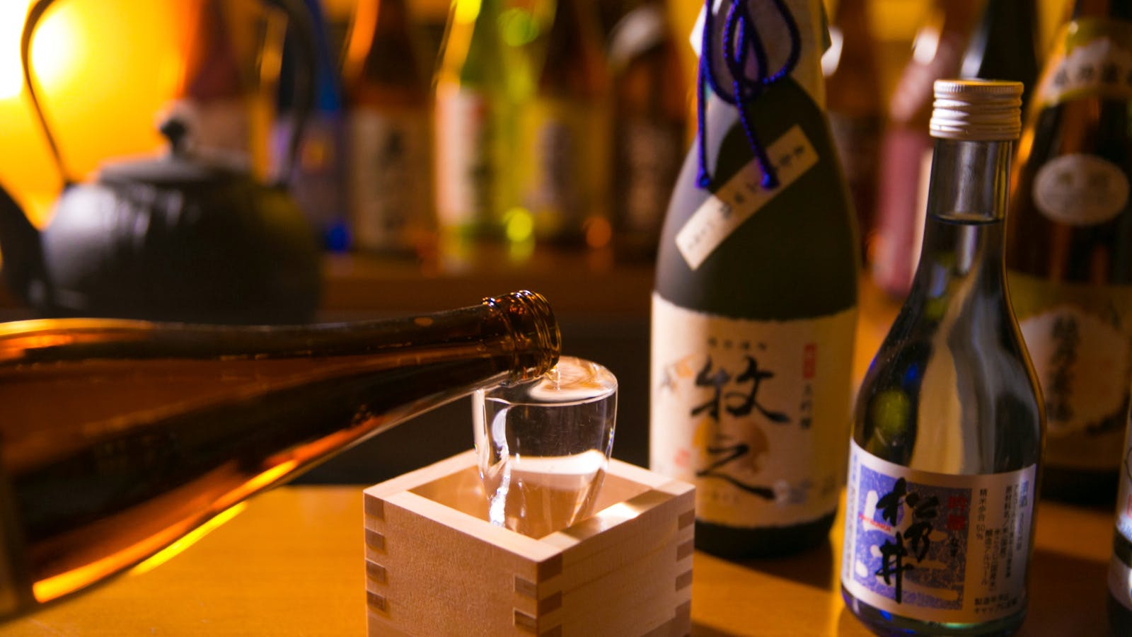 美味しいお酒と料理に浸る美酒旅...