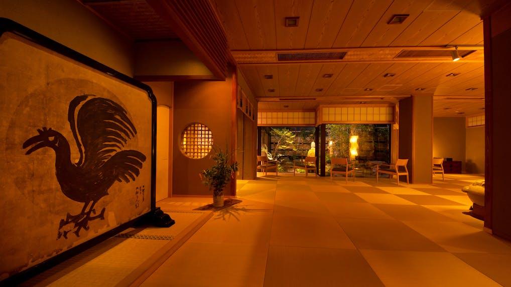 魯山人も愛した加賀の名湯と美食の山居