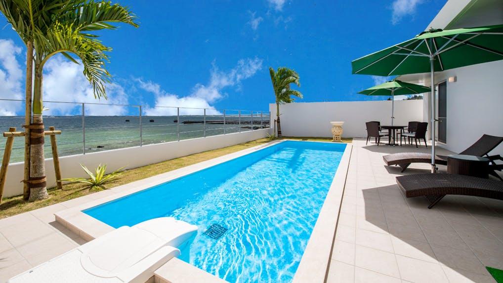 1日1組限定!沖縄のプライベートプール付ヴィラ5選