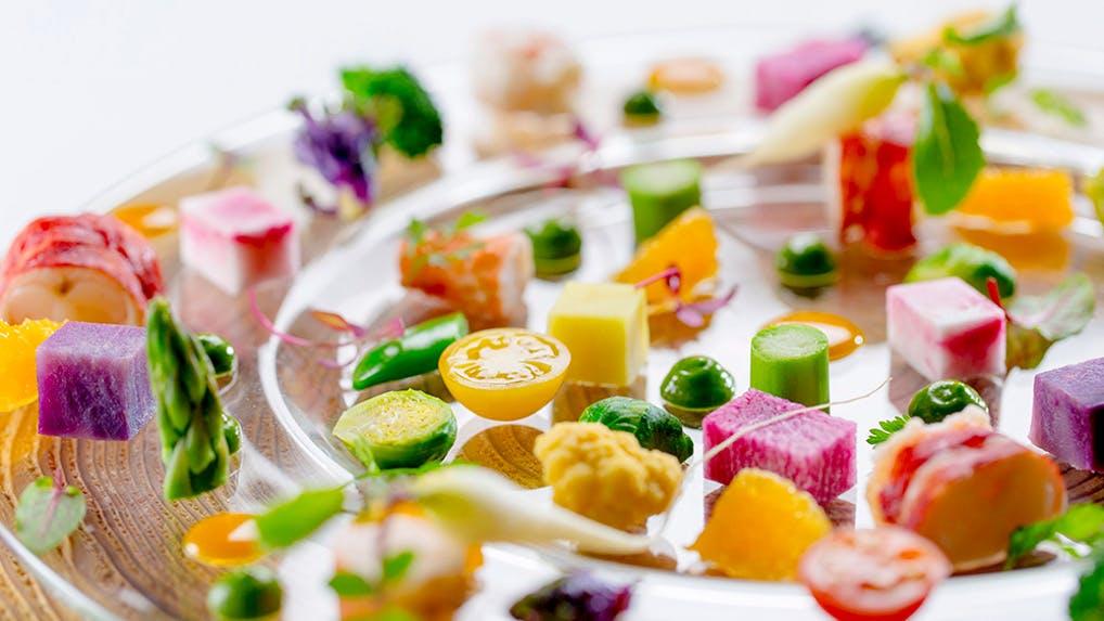 野菜がおいしい美食宿 6選