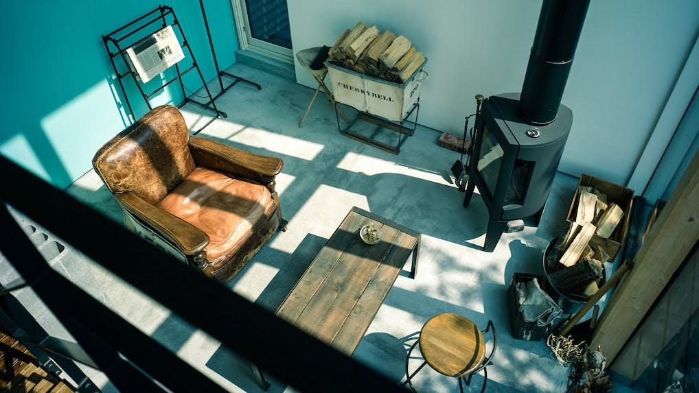 インダストリアルデザインを取り入れた個性派ホテル