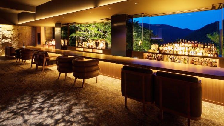 """barに泊まる""が新しい、箱根の大人宿"