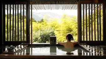 一度は泊まりたい、箱根の露天風呂付客室がある宿6選