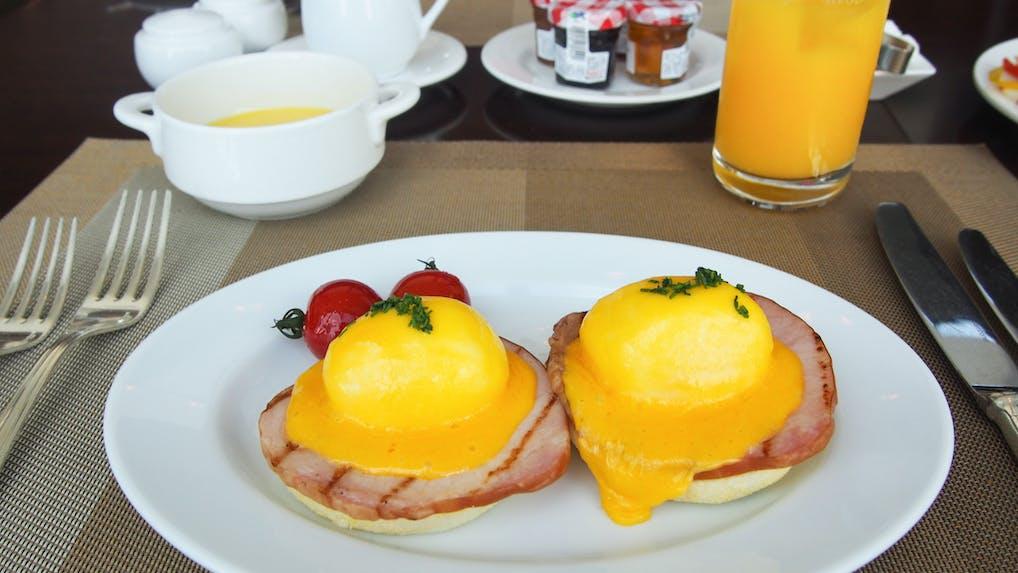多彩なメニューで叶える自分だけの贅沢な朝食