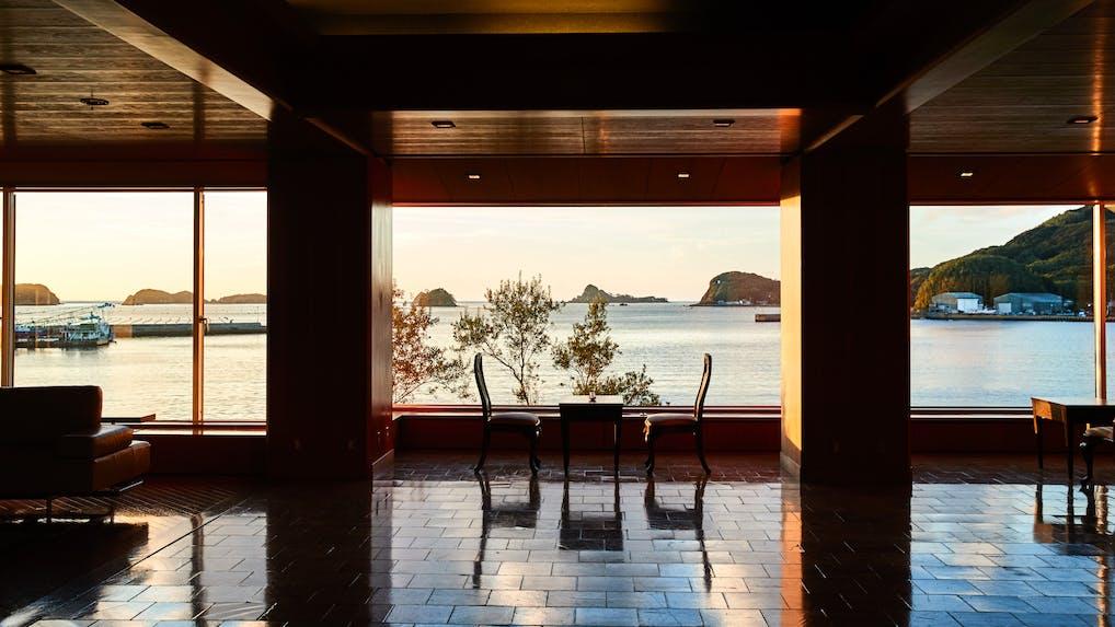 景色・食・温泉、壱岐の魅力がすべて揃う無二の宿