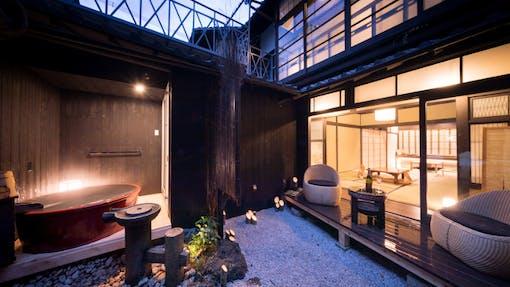 新しい京都を発見する。一棟貸しの魅力