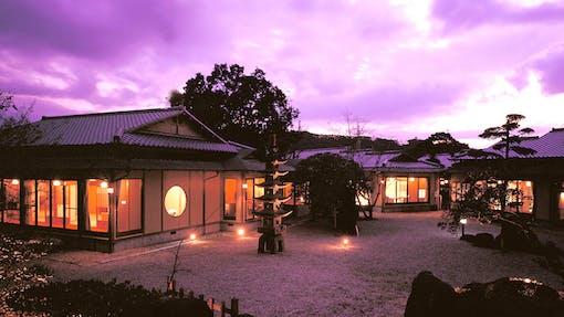 庭と宿。その贅沢な一体感に浸る佐賀の名旅館