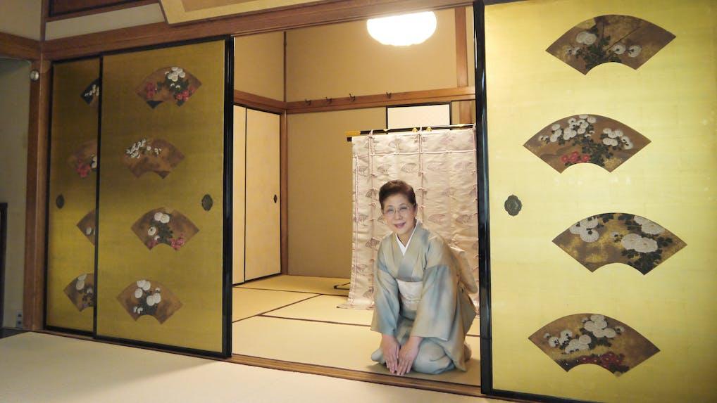 訪れる人の心を柔らかくほぐす京の宿