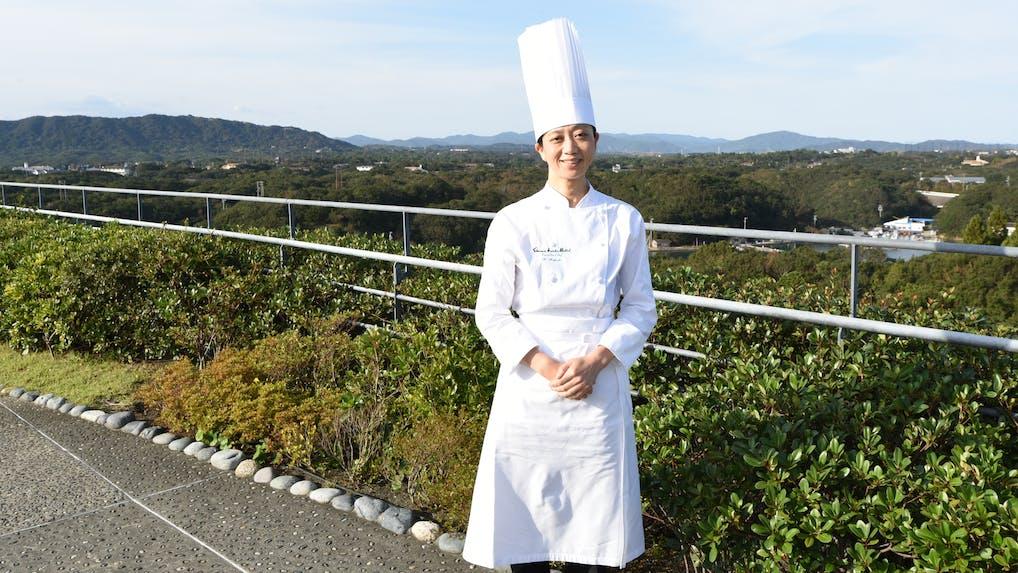 志摩観光ホテル初の女性総料理長・樋口宏江の料理哲学に迫る