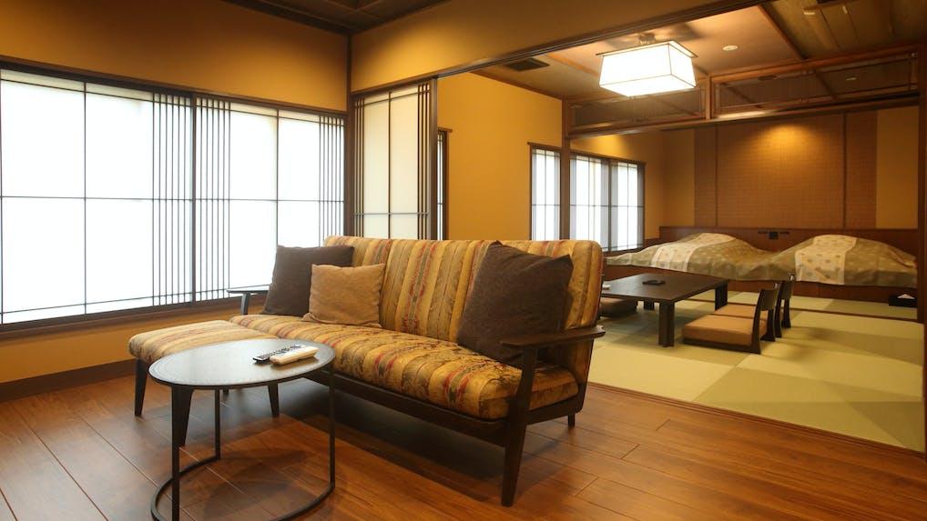 金沢の美食と名湯に大人が寛ぐ全スイート宿