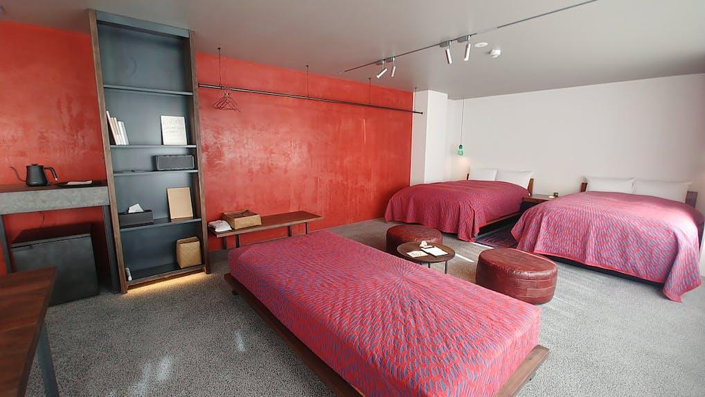 【取材】京都で気の向くままに過ごす、3組限定のデザイン空間