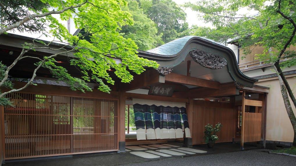 憧れを集め続ける、修善寺きっての名旅館