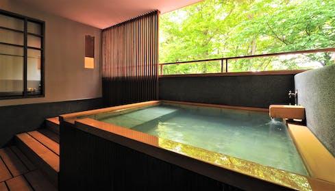 露天風呂付客室がある宿6選 那須・塩原編