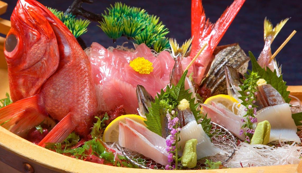 新鮮な海の幸をお腹いっぱい味わえる宿 6選