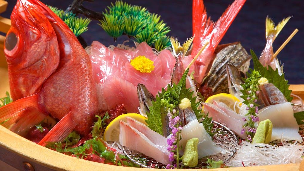 新鮮な海の幸をお腹いっぱい味わえる美食宿 6選
