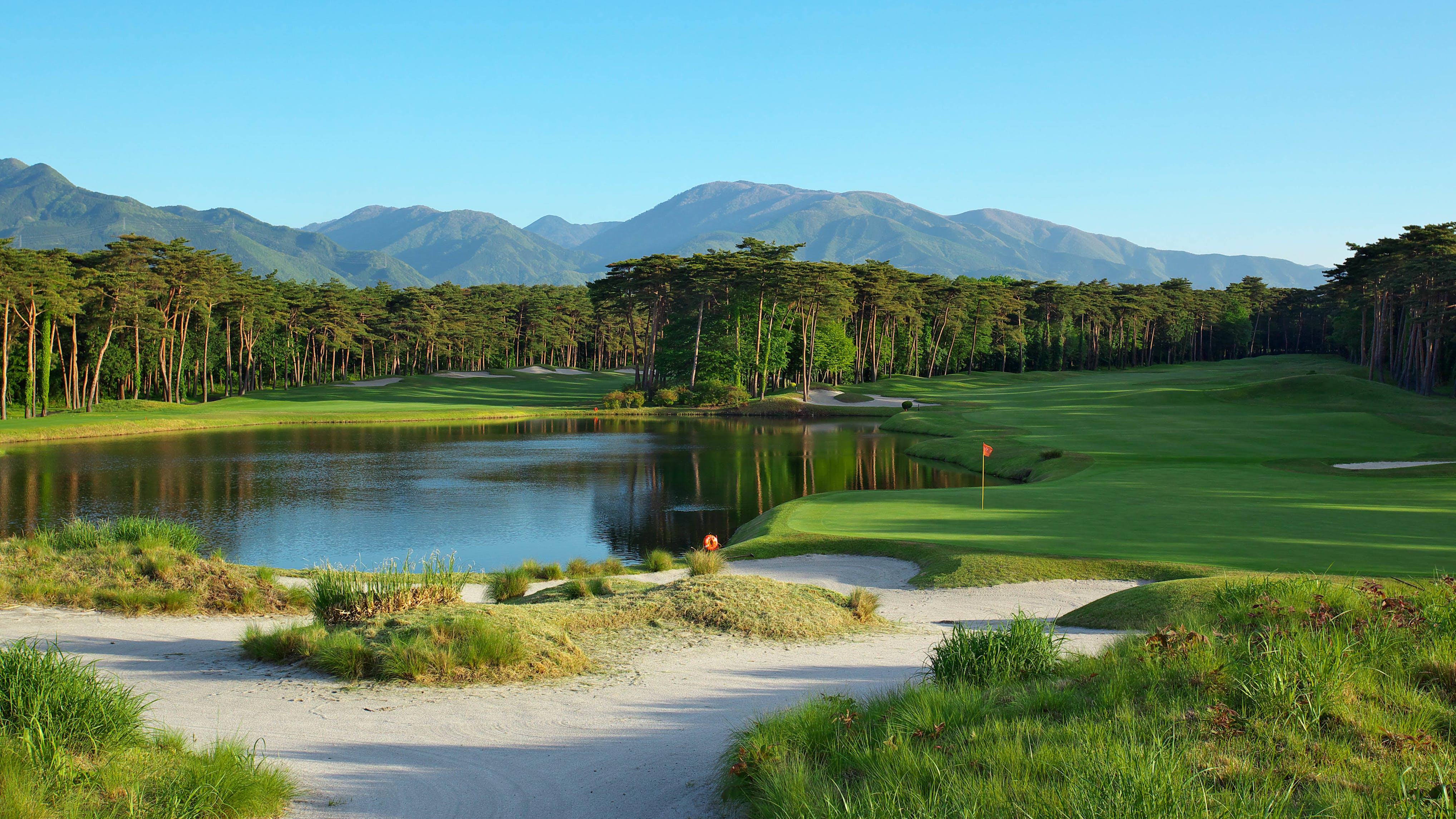 1泊2日ゴルフ旅で行きたい、名クラブに近い温泉宿特集