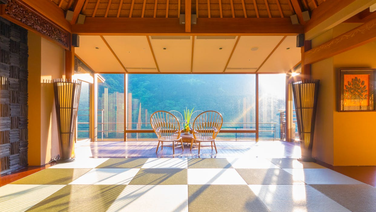 【取材】日本一予約が取れない宿、「箱根吟遊」の魅力