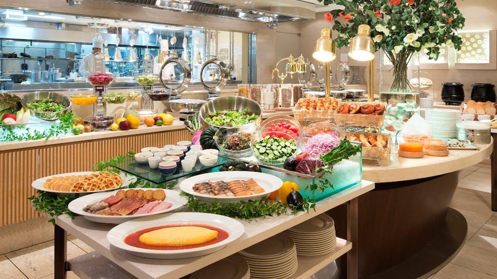 都内のホテルで愉しむ朝食ビュッフェ(日系ホテル編)