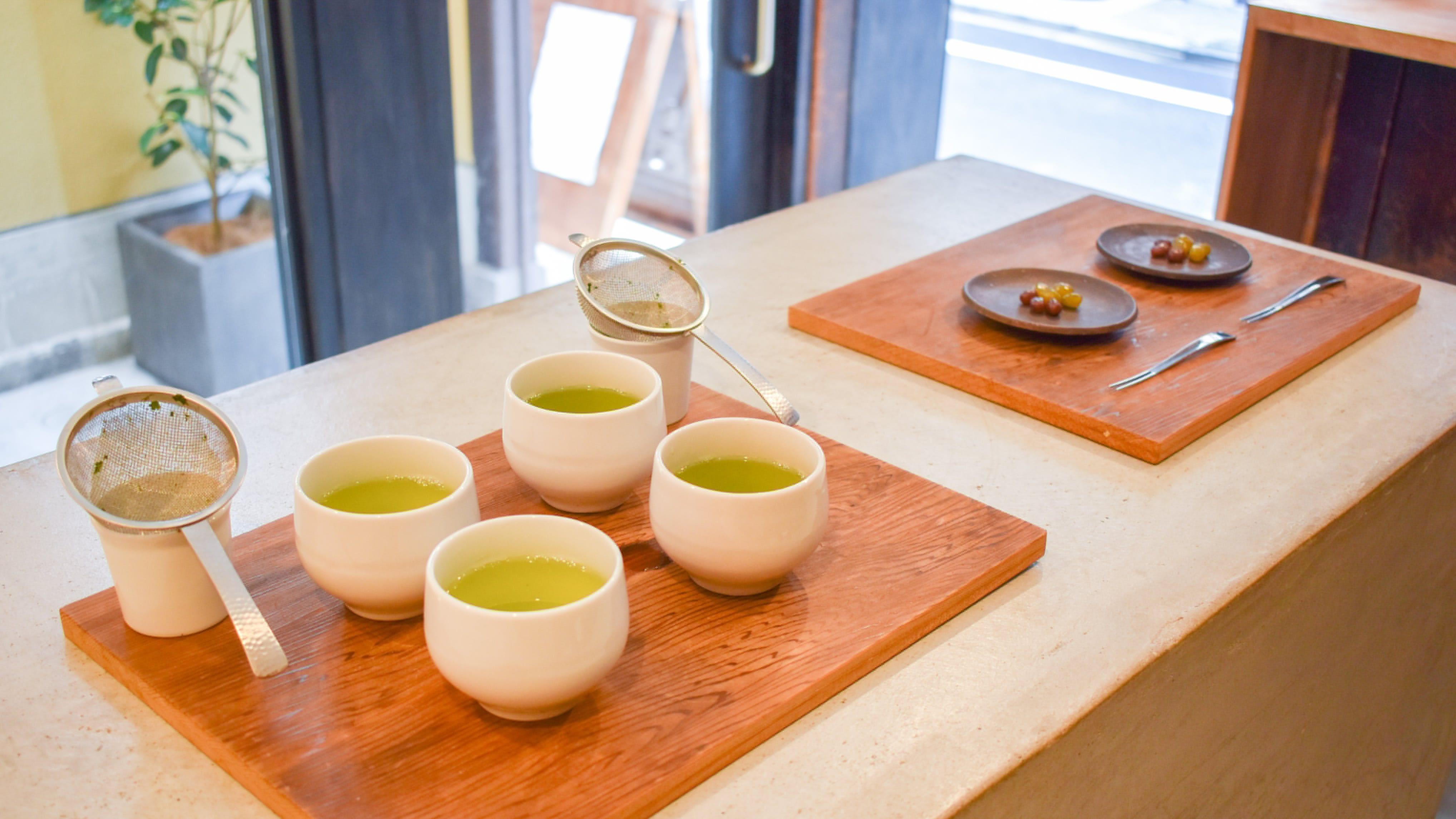 新しい京都に触れるENSO ANGO流の朝食とアクティビティ