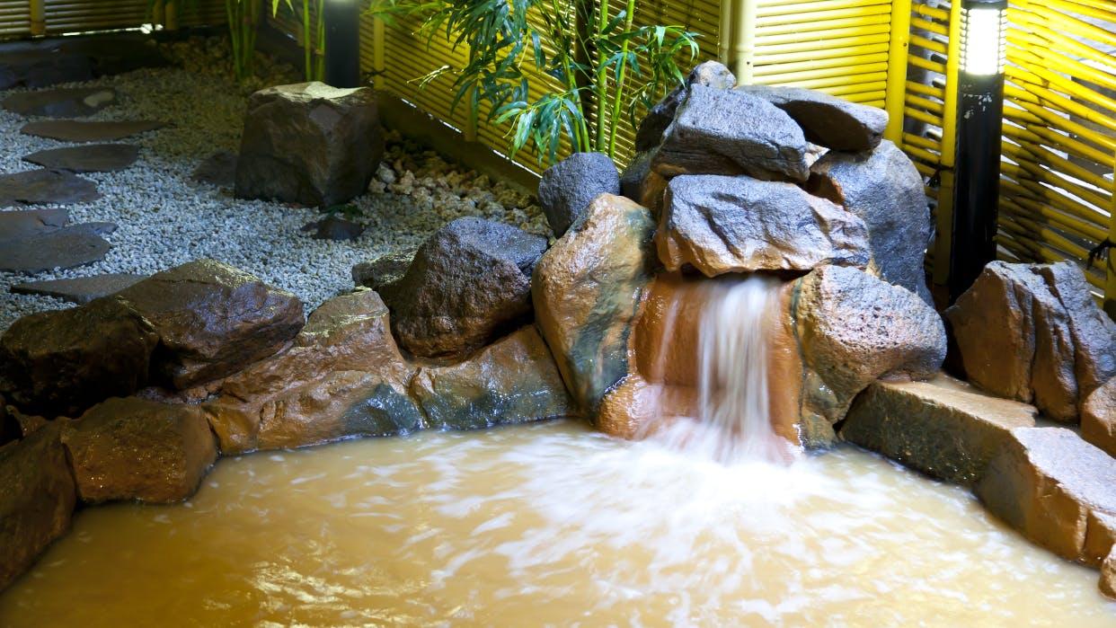 23時間ステイで愉しむ、有馬温泉の金泉と美食
