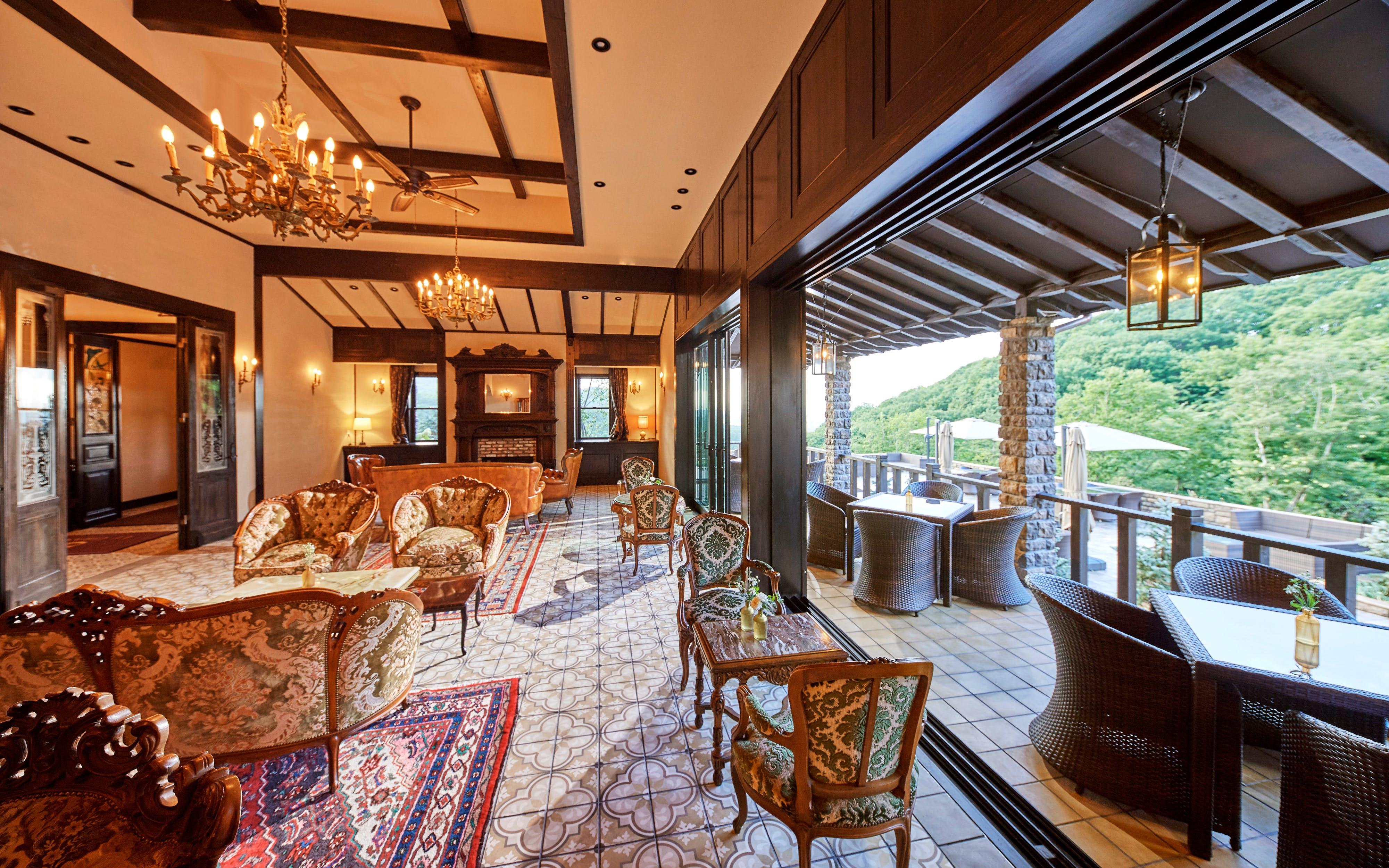 一度は泊まりたい軽井沢のリゾートホテル 5選