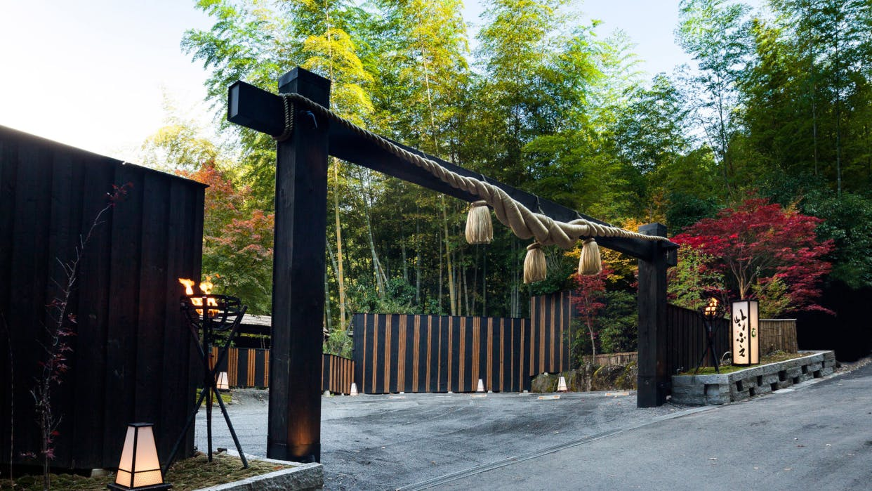 竹尽くしと湯三昧。黒川温泉の奥で見つけた極みの宿