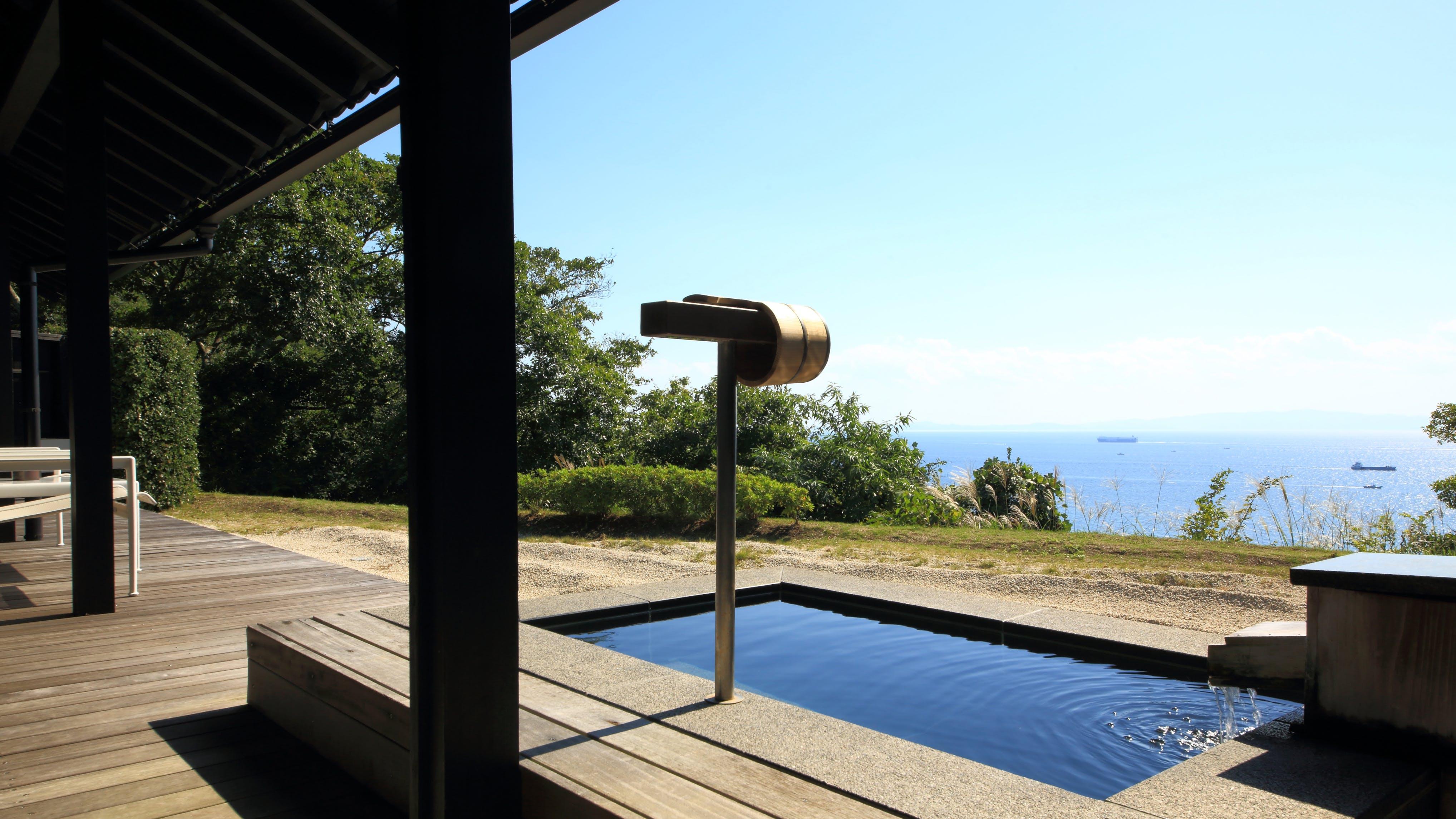 海が見える露天風呂付客室がある宿(西日本編)
