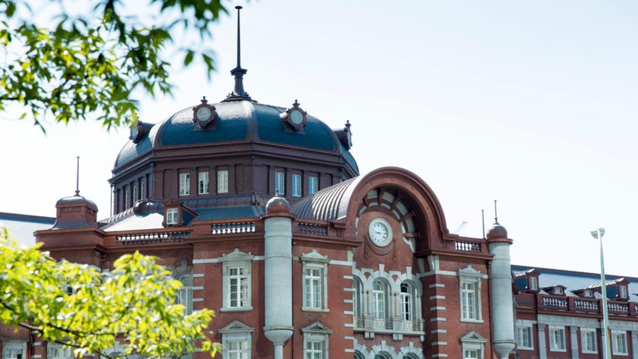 歴史ある「東京ステーションホテル」で過ごす上質な滞在