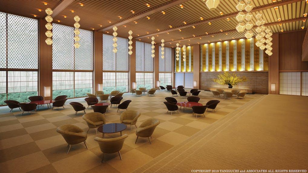 日本の伝統美を発信! ホテルオークラ東京が「The Okura Tokyo」に