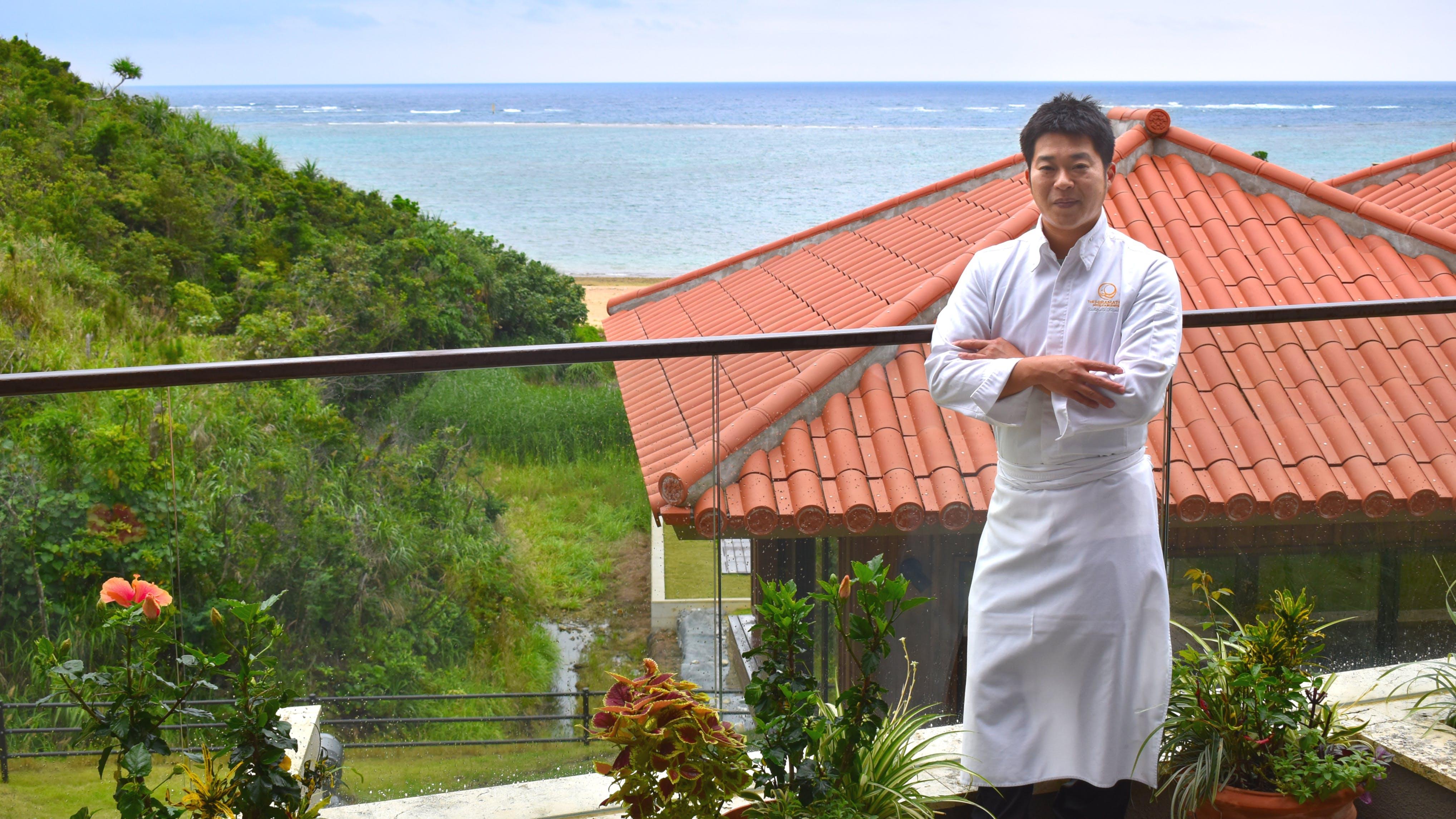 地元生産者と生み出す、ひらまつ流の沖縄フレンチ