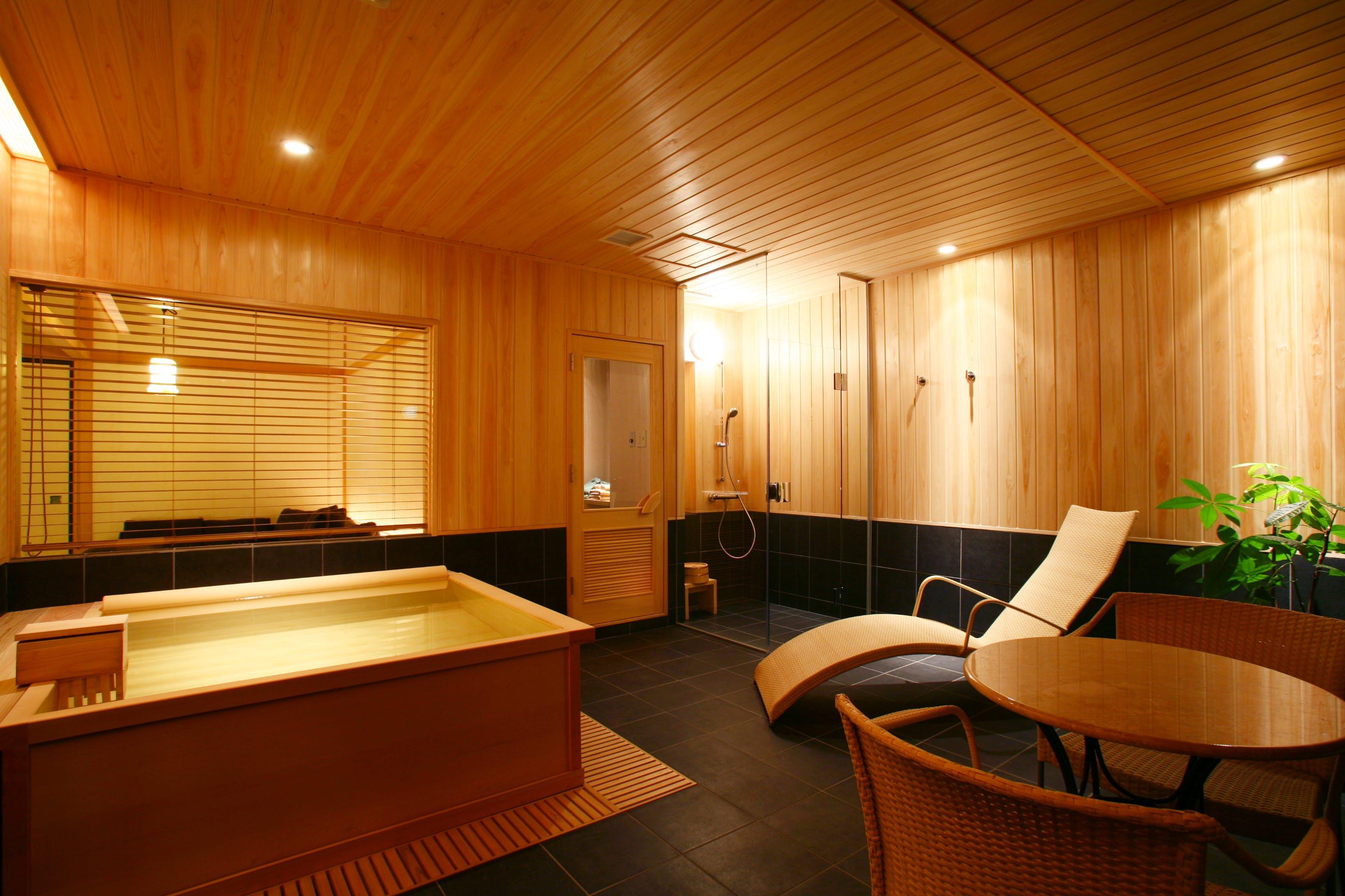 札幌の奥座敷でオリジナルの温泉と食を愉しむ大人の宿