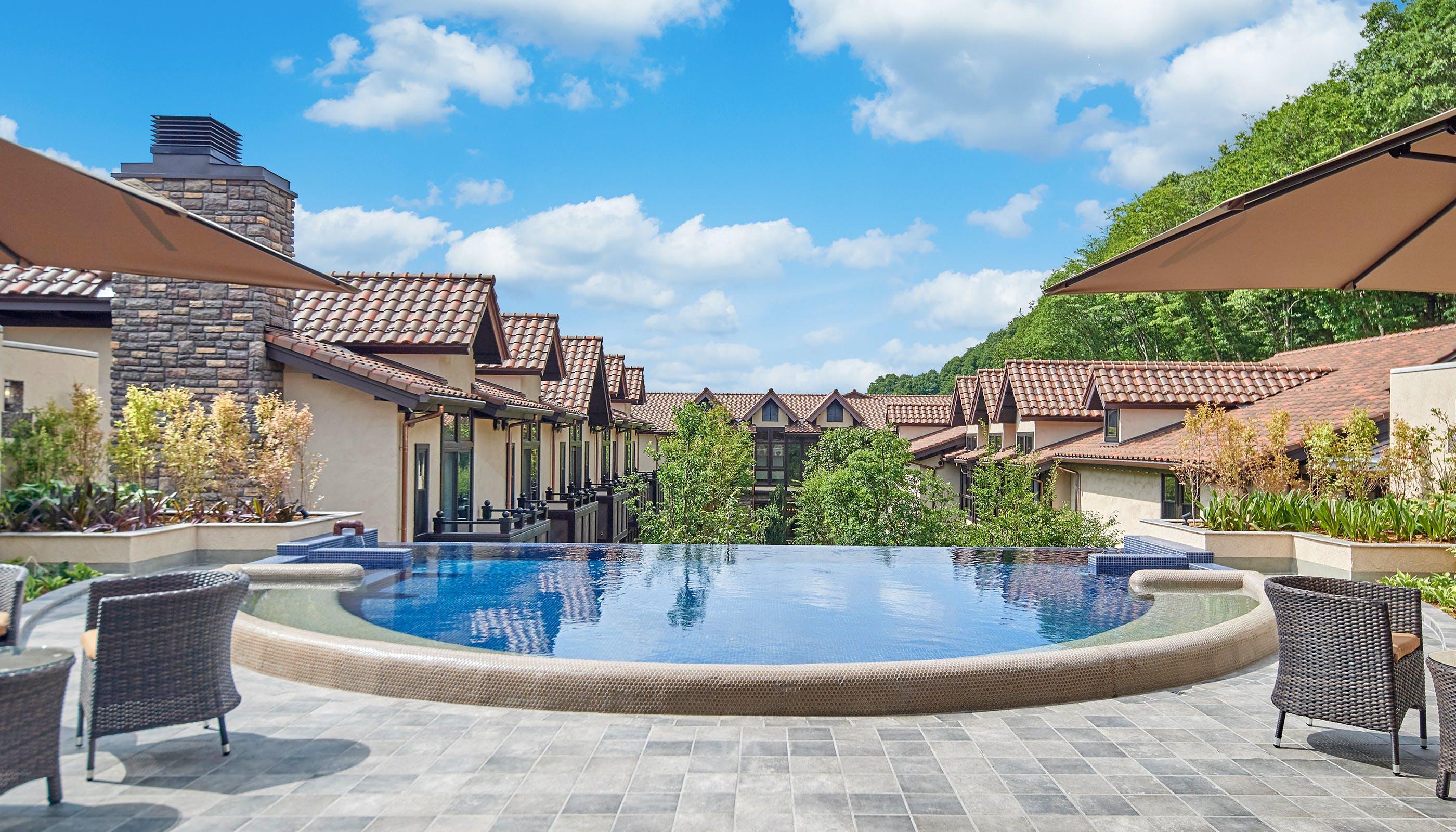 避暑地・長野でおすすめの温泉宿&リゾートホテル 5選