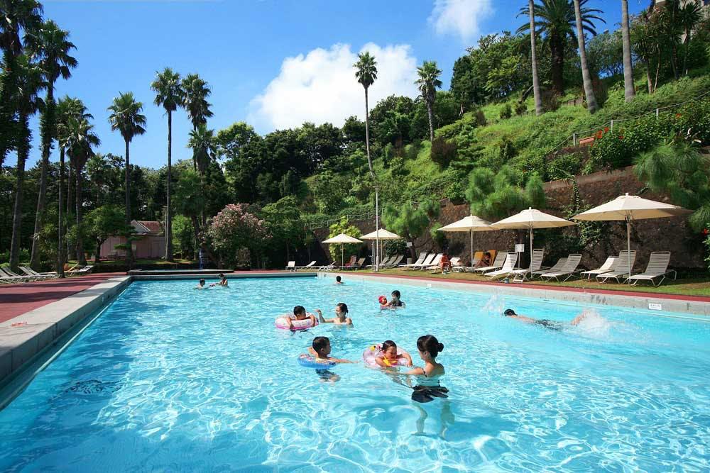 子供連れの旅行にオススメ!温泉やプールを楽しめる宿 5選