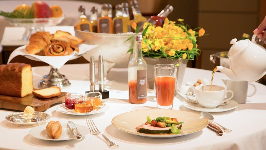 【特集】贅沢な朝の時間を過ごせる都内のホテル朝食