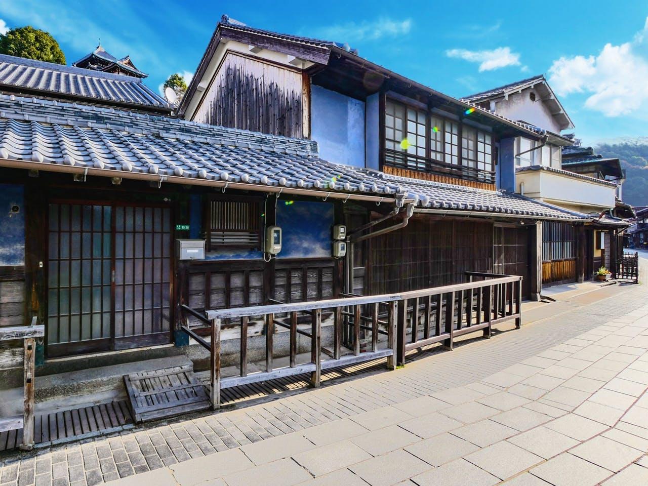 広島・竹原で、瀬戸内の美味と伝統ある街並みを楽しむ宿