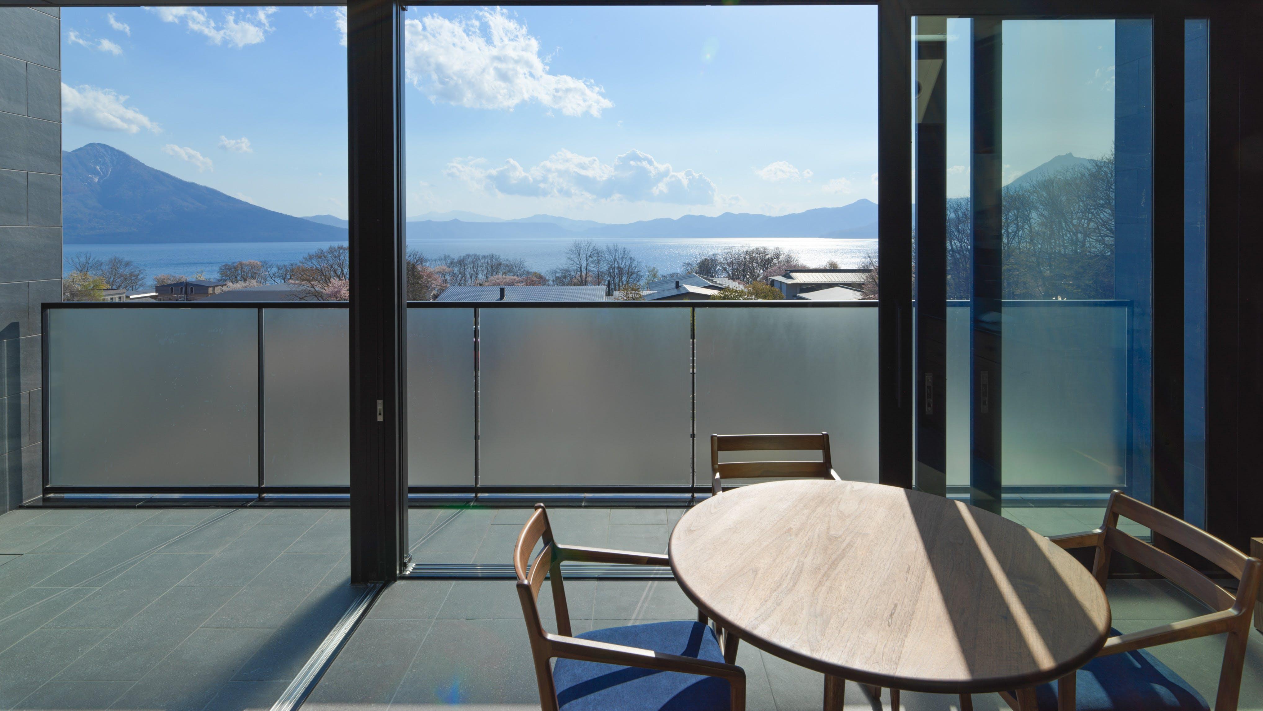 【取材】全室100平米超&露天風呂付!支笏湖畔に佇むラグジュアリー温泉宿