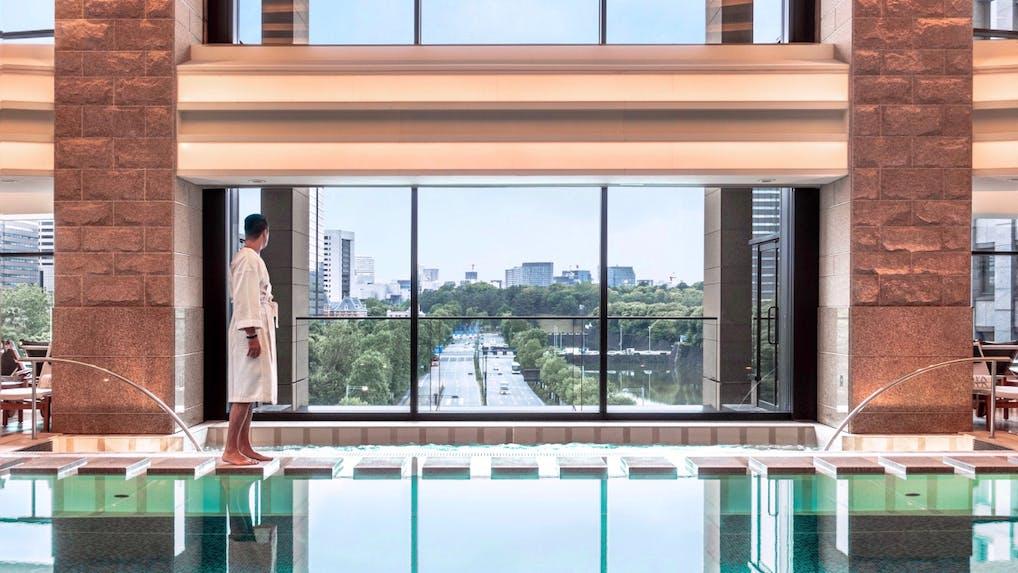 【滞在記】日比谷公園や皇居外苑を一望。「ザ・ペニンシュラ東京」で快適なおこもりステイ