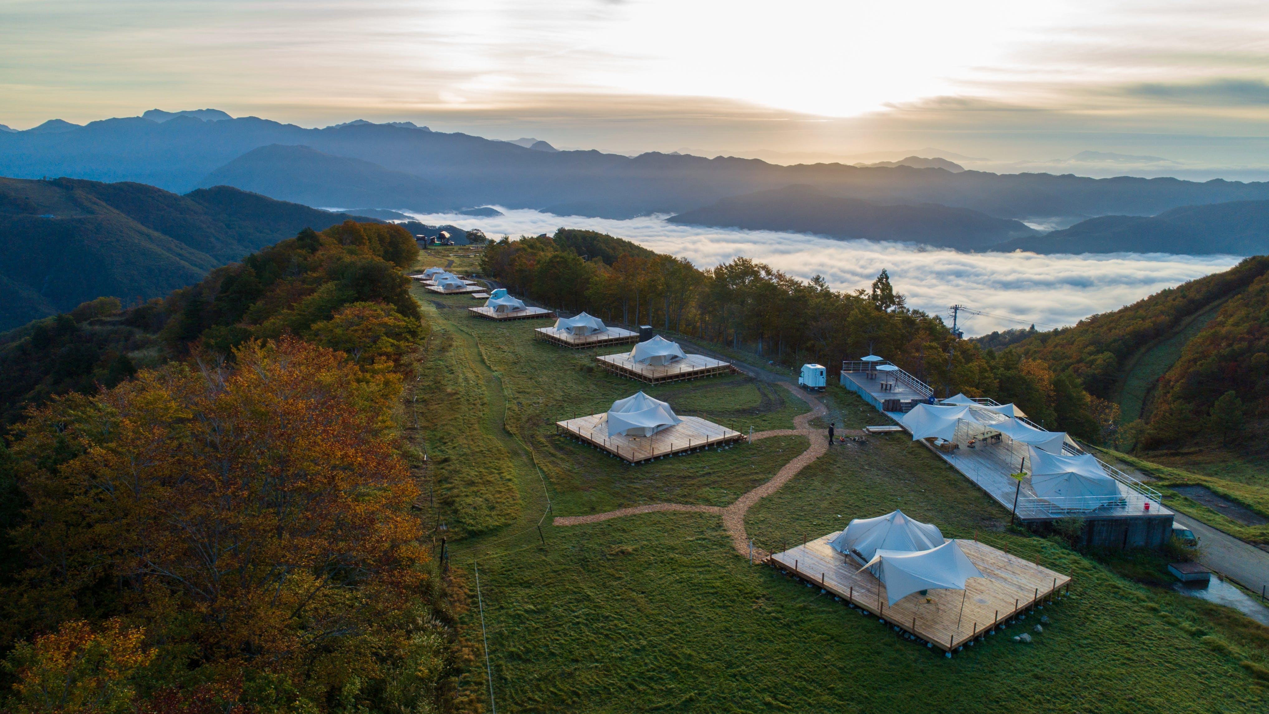 2019年最新版!贅沢に秋キャンプが楽しめるグランピング施設6選