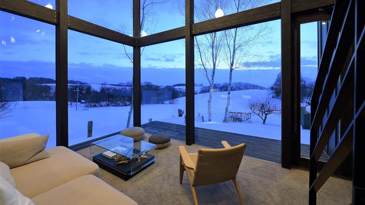 北海道に暮らすように泊まる個性豊かな貸別荘6選