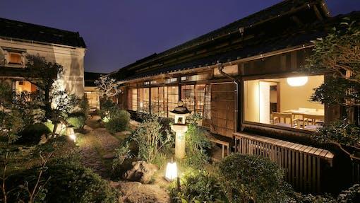 2019年10月開業。太宰府を肌で感じる古民家再生ホテル