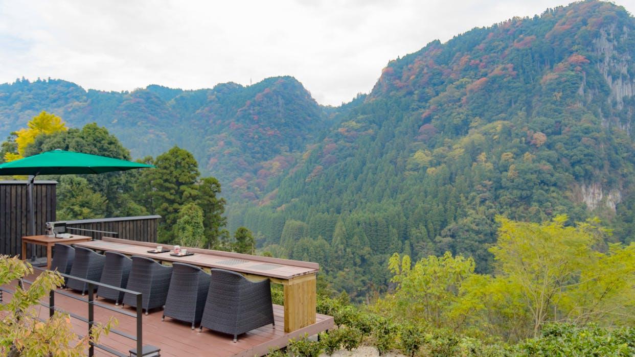 【滞在記】大分の梅づくし温泉旅館で渓谷美に癒される